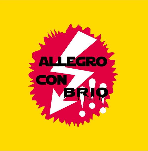 Allegro con brio!!!番組ロゴ