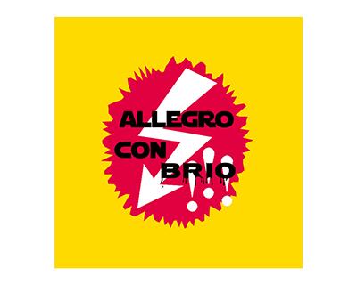 Allegro con brio !!!